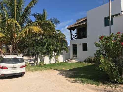 Paradisíaca Residencia En Renta En Telchac Puerto Yucatan
