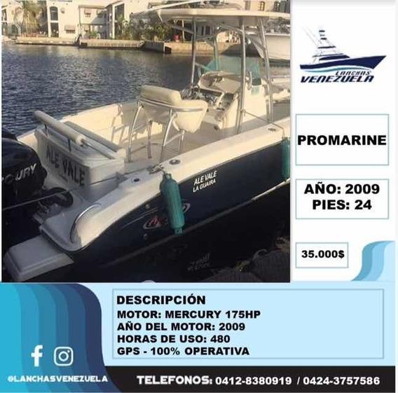 Lancha Promarine 24 Lv08