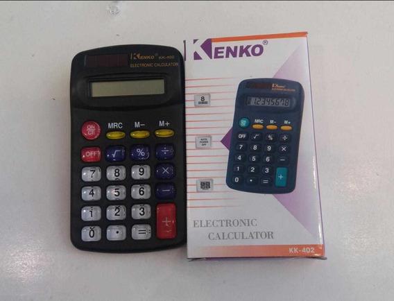 Lote Calculadora Kenko Kk _402
