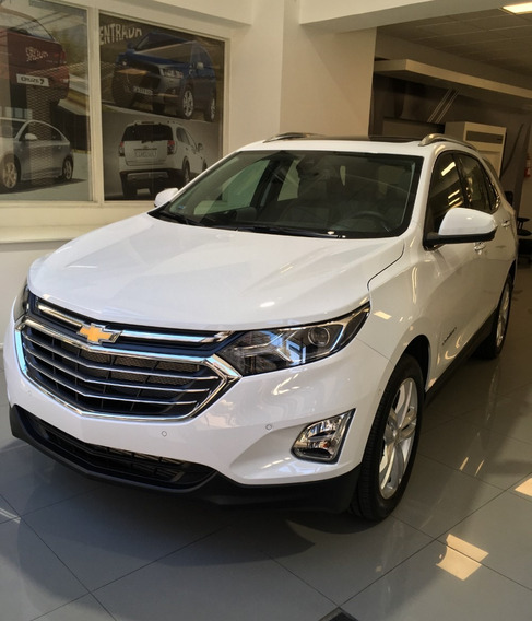 Chevrolet Equinox 1.5n Turbo Premier Awd At 172cv 2020 Mi