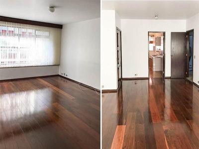 Apartamento Com 3 Dormitórios Para Alugar, 150 M² Por R$ 6.000 - Jardim Paulistano - São Paulo/sp - Ap0032