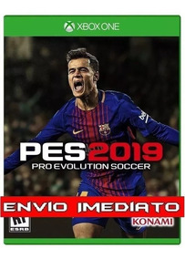 Pes 2019 Pro Evolution Soccer 19 Xbox One - Receba Hoje