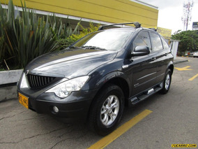 Ssangyong Actyon A230 At 2300cc 4x2 2ab