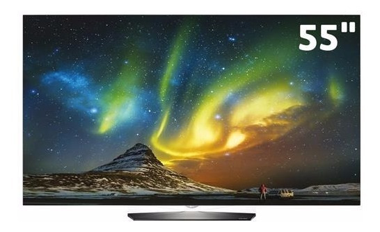 Smart Tv Oled 55 Ultra Hd 4k Lg Oled55b6p Com Sistema Webos