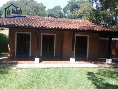 Chácara Residencial Para Venda E Locação, Jardim Yamamoto, Arujá. - Ch0029