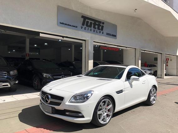 Mercedes-benz Slk 250 1.8 Cgi 16v Turbo Gasolina 2p