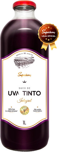 Suco Uva Integral 1l - Superbom