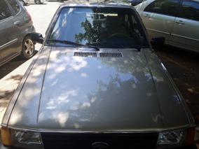 Ford Escort Ghia 83, Pouco Para Placa Preta.