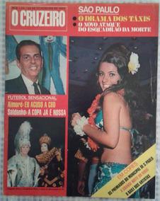 20/02/1969 Revista O Cruzeiro Capa Carnaval