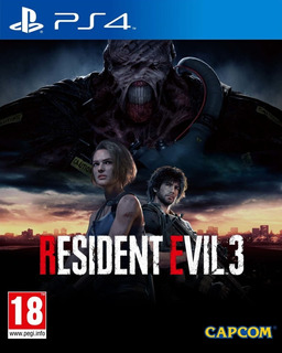 Resident Evil 3 Remake Ps4 / Preventa Ps4 Digital