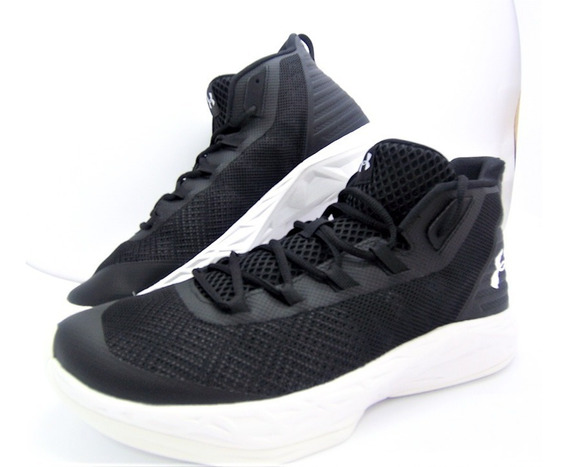 Zapatillas Botas Basquet Under Armour Jet Mid Oferta