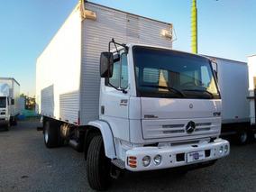 Caminhão Toco/baú Mb 1718 2009 (2unidades)