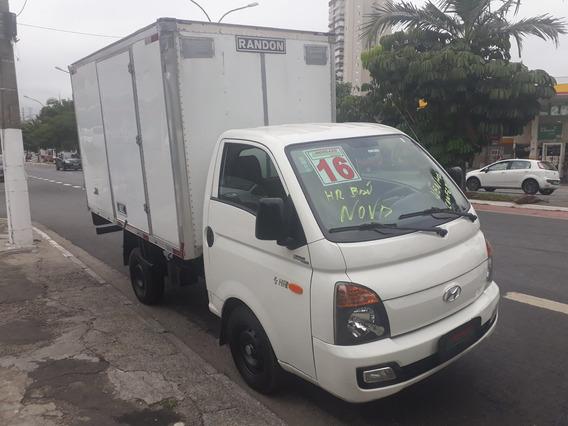 Hyundai Hr 2.5 Turbo - Baú Chapeado