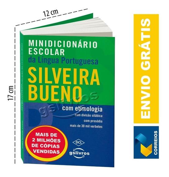 Dicionário Língua Portuguesa Silveira Bueno