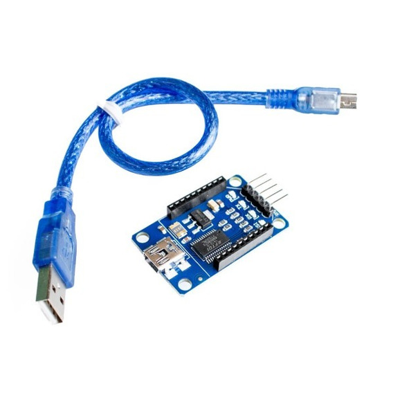 Xbee Explorer Adapter Usb + Cabo Usb
