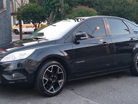 Ford Focus Titanium Hatch 2.0 2012 Com Teto