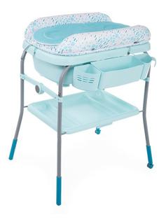 Catre De Baño Bañera Bebe Cuddle & Bubble Chicco Babymovil
