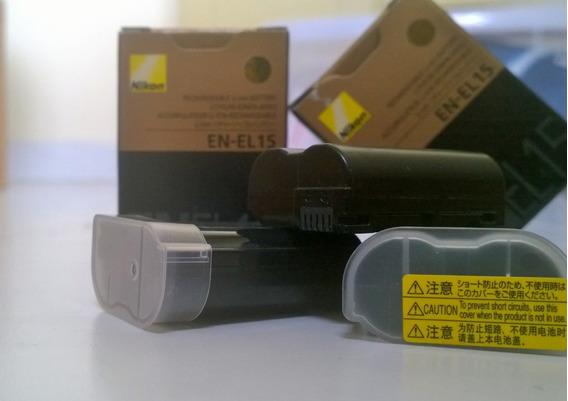 Bateria Nikon