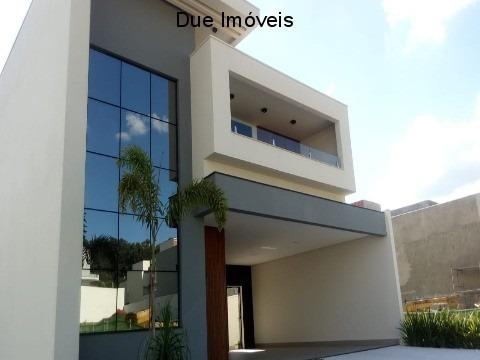 Sobrado Espetacular No Residencial Duas Marias - Ca02218 - 69300453