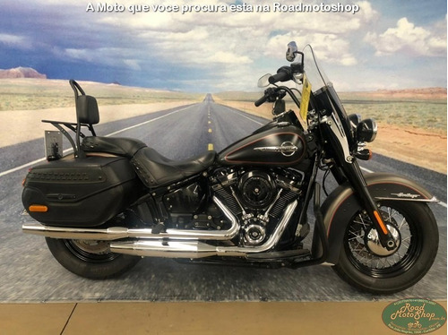 Imagem 1 de 15 de Harley Davidson Heritage