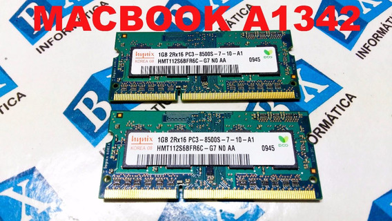 2gb 8500s 2 X 1gb Macbook Pro 13 A1342