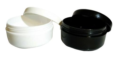 Pote Para Cremas Y/o Homeopatía 50 G