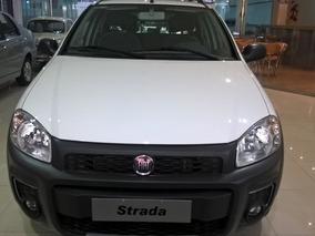 Fiat Strada 1.4 Working Cd Con Entrega Ya