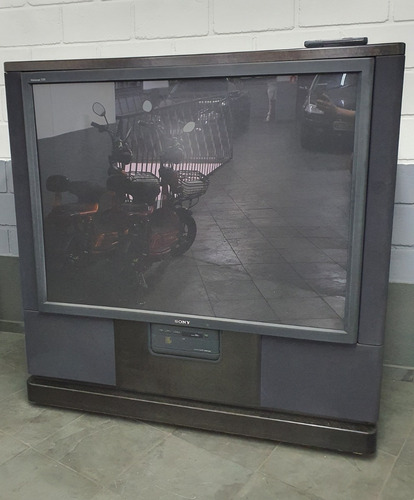 Tv Retroprojetor Sony / 50 Polegadas / Vintage