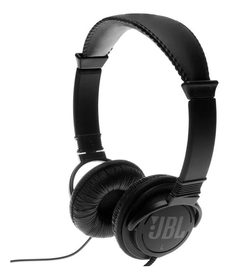 Fone De Ouvido Jbl C300 Headphone On Ear Almofadas Estofadas