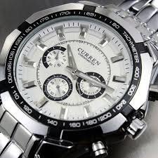 Relógio Curren Original 8077 Frete Gratis