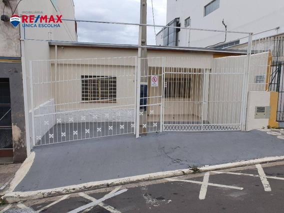 Casa Comercial Ou Residencia - Zona Leste - Ca1452