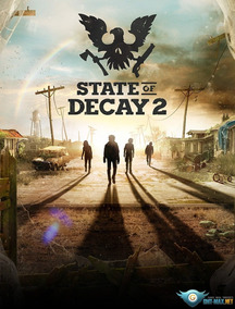 State Of Decay 2 + 2 Jogos (mídia Física) Pc-dvd