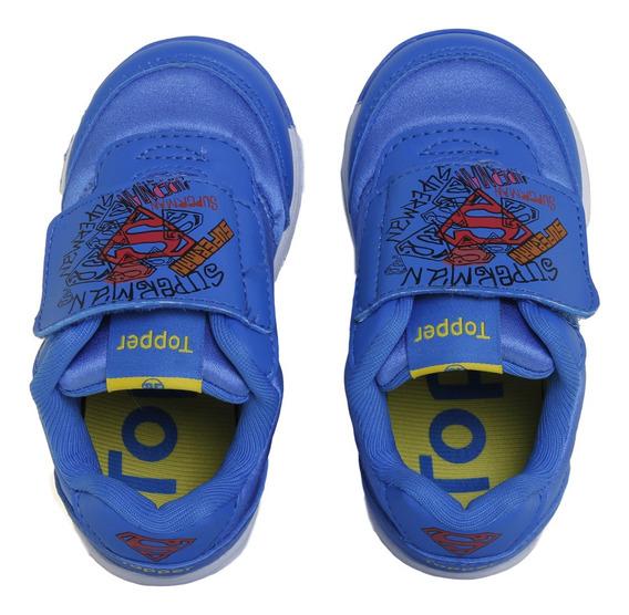 Zapatillas Topper C Moda Run Retro Bebe Superman Bebe Fr