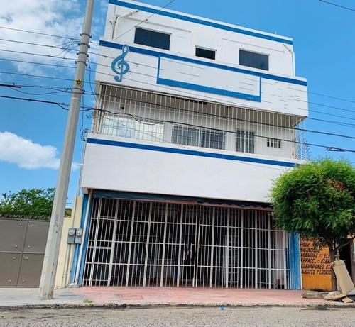 Edificio Comercial En Venta Calles Ramirez Eindependencia.