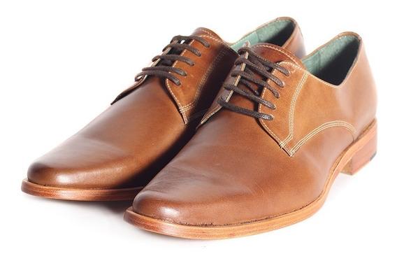 Zapatos Hombre 8702/1 Cuero Franco Pasotti