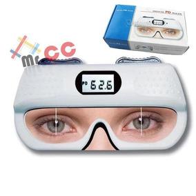 Pupilômetro Portátil Oftalmológico Digital Régua Dp E Dnp