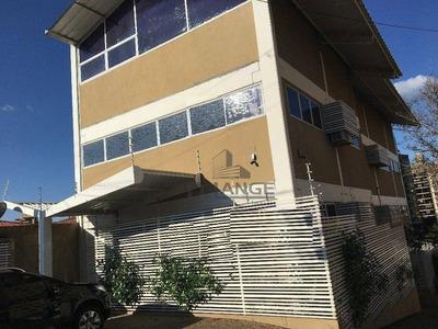 Prédio Novo Com 2 Pavimentos E Mezanino No Proença- Campinas - Pr0413