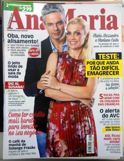 Revista Ana Maria 1018 Flávia Alessandra Otaviano Costa 2016