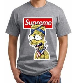 cb012a614006 Camiseta Supreme Lv Vermelha - Calçados, Roupas e Bolsas Prateado ...