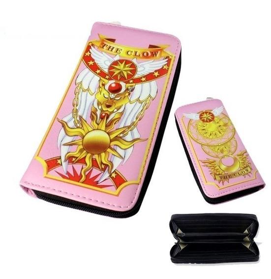 Billetera Sakura Cardcaptor - Cartas Clow