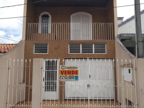 Sobrado Com 2 Dormitórios À Venda, 163 M² Por R$ 349.000,00 - Vila Assis - Sorocaba/sp - So3251