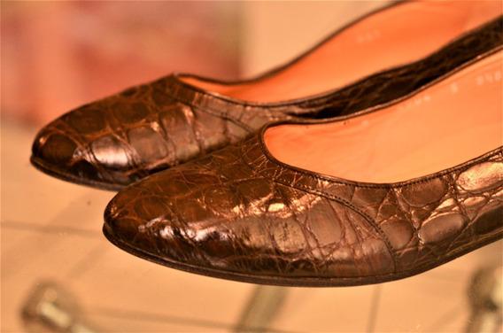 Zapatos De Cocodrilo Ralph Lauren (dior Gucci Ferragamo)