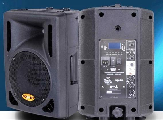 Caixa Acústica Ativa Cl 100a Bt Com Usb E Bluetooth