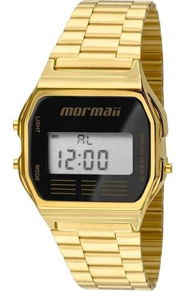 Relógio Mormaii Unissex Vintage Digital - Mojh02ab