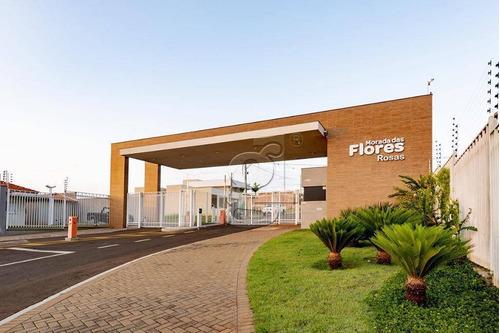 Terreno À Venda, 335 M² Por R$ 250.890,00 - Condomínio Morada Das Flores - Cambé/pr - Te0297
