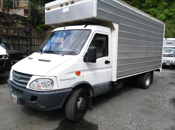 Camion Cava Iveco Daily 50.12 Año 2012