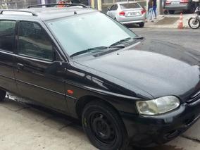 Sucata Ford Escorte Zetec Perua Peças Em Geral
