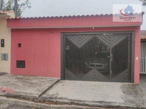 Casa Com 2 Dormitórios À Venda, 135 M² Por R$ 698.000,00 - Parque Terra Nova - São Bernardo Do Campo/sp - Ca0178