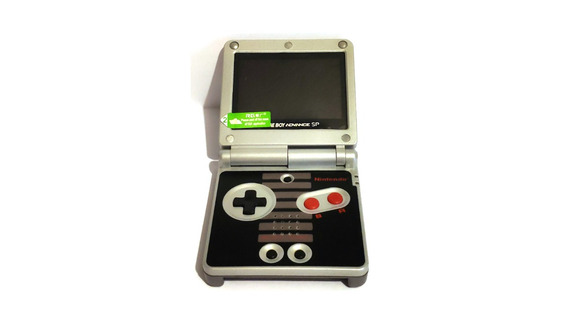 Gameboy Advance Sp Ags 101 Edicion Nes