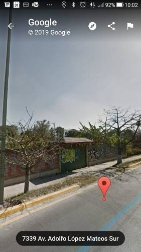 Terreno Renta En San Agustín(sobre Lopez Mateos).